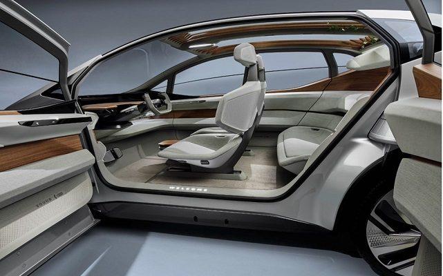 Mega Kentlere Audi AI:ME  ile Çözüm