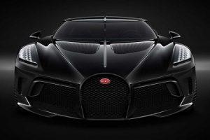 Dünyanın En Pahalı Otomobili; Siyah Araba