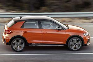 Audi A1 CityCarver Tanıtım İnceleme Özellikler