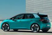Elektrikli Hatchback Volkswagen ID.3 Tanıtımı İncelemesi