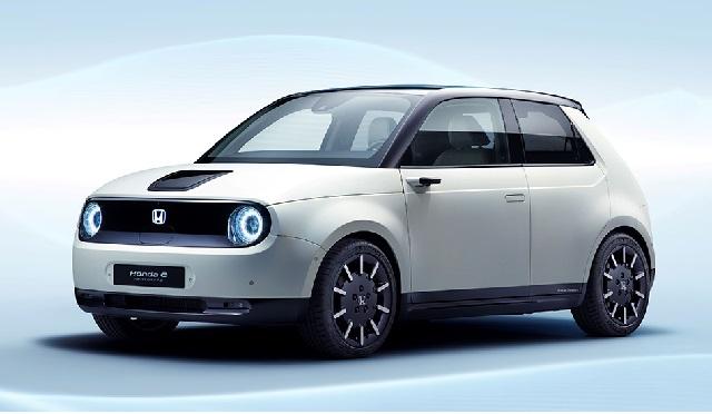 Trafik Sorunu Honda E ile Çözülecek