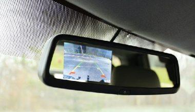Araçlarda Geri Görüş Kamerası ve Park Sensörü  Kullanımı