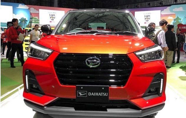 2020 Model Daihatsu Rocky Tanıtımı-İncelemesi