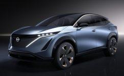 Nissan Ariya Consept Tanıtımı Tasarımı Özellikleri
