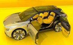 Elektrikli, SUV Konsept Otomobil  Renault Morphoz