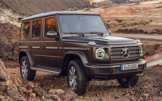 İkonik Arazi Aracı Mercedes-Benz G500 İncelemesi