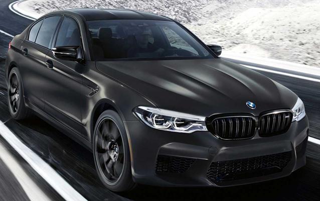 BMW M5 Competition İncelemesi Özellikleri Fiyatı
