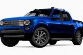 Yeni Pick-up Ford Maverick
