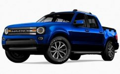 Yeni Pick-up Ford Maverick