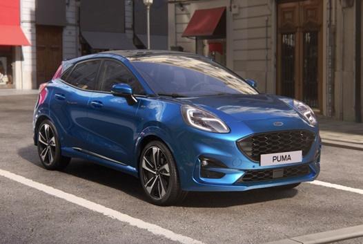 Ford Puma Yenilenerek SUV Yarışına Katıldı