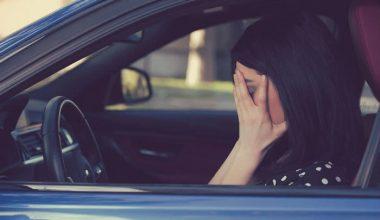 Araba Kullanırken Heyecanlanıyorum