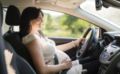 Hamilelerin Araba Kullanması Riskli Mi