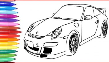 Araba Nasıl Çizilir?