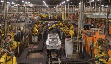 Otomobil Üretim Aşamaları