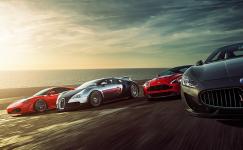 Dünyanın En İyi Spor Araba Markaları