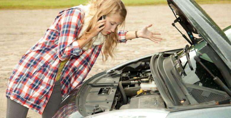 Benzinli Aracın Sesli Çalışması
